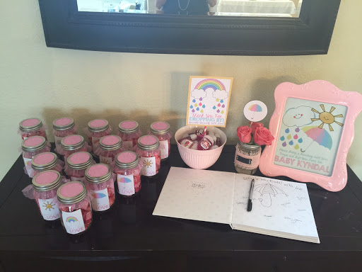 baby sprinkle, baby girl, baby shower